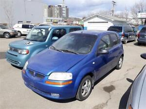 2005 Pontiac Wave Uplevel