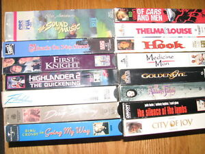 Over 100 vhs tapes, disney, John Wayne etc. Cambridge Kitchener Area image 3