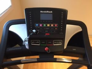 NordicTrack foldable Treadmil in mint condition