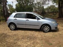 2006 Toyota Corolla ZZE122R Ascent Seca Blue 4 Speed Automatic Hatchback Coonamble Coonamble Area Preview
