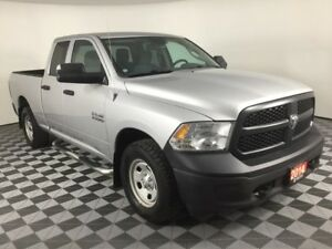 2014 Ram 1500 Tradesman/DIESEL/SPRAY IN LINER/ SIDE STEPS