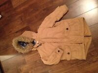 Gap - Size 3 Toddler Boy Brown Parka - Great Condition