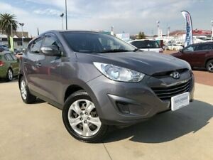 2012 Hyundai ix35 LM MY12 Active Grey 6 Speed Sports Automatic Wagon Victoria Park Victoria Park Area Preview
