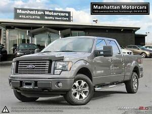 2012 FORD F150 FX4 SUPERCREW 5.0L - NO ACCIDENT|SERVICE RECORD