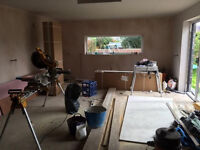 Fully skilled Plasterer and Roughcaster