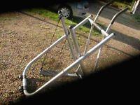 silver egl fit air walker vgc pwo £30