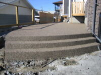 There is still time for your concrete project this year.Book now