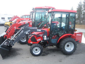 TYM TRACTORS 25 TO 100 HP