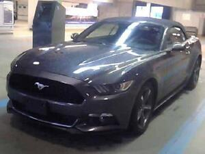 2016 FORD MUSTANG V6 CONVERTIBLE (AUTOMATIQUE, 12,000 KM, FULL!)