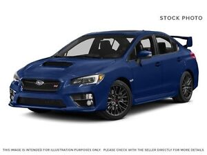 2015 Subaru WRX AWD STI 4Dr Limited - Sport Tech Package