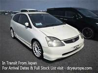 2001 Honda Civic Type R EP3 Hatchback Petrol Manual