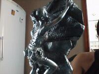 Lovely chrome statue/statuette