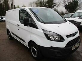 2015 Ford Transit Custom 2.2TDCi 100PS 290 73,000 MILES GUARANTEED NO VAT