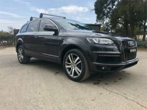2012 Audi Q7 MY12 TDI Tiptronic Quattro Grey 8 Speed Sports Automatic Wagon South Nowra Nowra-Bomaderry Preview