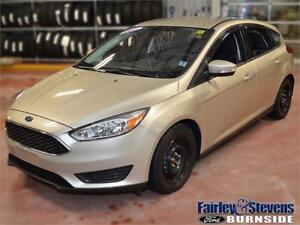 2017 Ford Focus SE $137 Bi-Weekly OAC