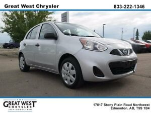 2015 Nissan Micra S MODEL**Manual**MP3 AND CD PLAYER**LOW KMS**E