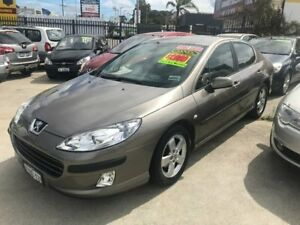 2007 Peugeot 407 ST HDI Gold 6 Speed Manual Sedan St James Victoria Park Area Preview