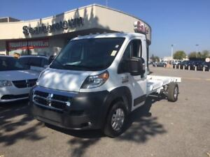 2017 RAM ProMaster 3500 Cutaway Low Roof Extended 159 in. WB