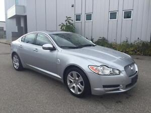 2010 JAGUAR XF LUXURY