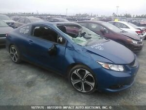 2012 Honda Civic si for parts.