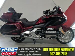 2018 HONDA GOLDWING AIRBAG $181/Week OTD