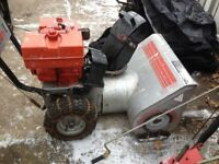 523 Craftsman snowblower 2 stage- good for parts