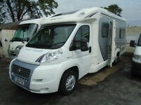 Fiat DUCATO 2.3 130 LWB SWIFT BOLERO 630EW 2 BERTH TWIN SETTEES END WASHROOM