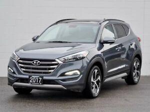 2017 Hyundai Tucson Limited 4dr All-wheel Drive
