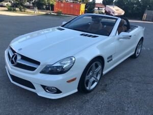 2011 Mercedes-Benz SL-Class Roadster|Convertible|Fully Loaded|Ac