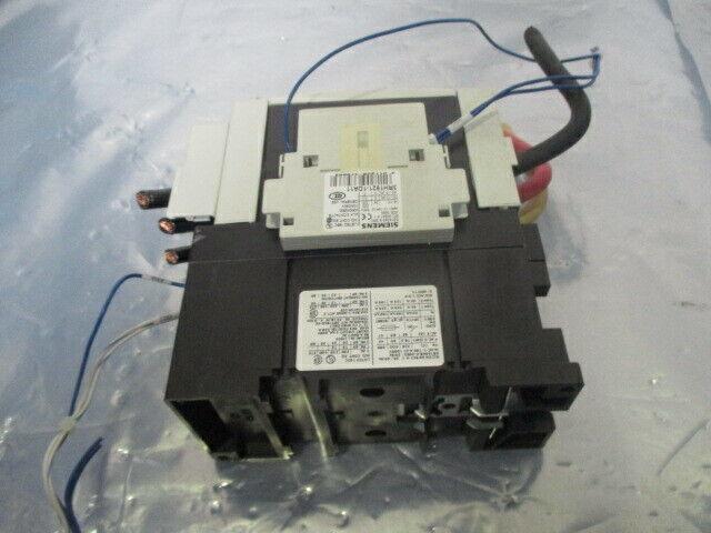 Siemen 3RH1921-1DA11 Auxiliary Contact Block, 451373
