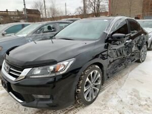 2015 Honda Accord Sport just in for sale at Pic N Save!