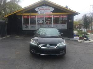 2013 Honda Accord Sedan Touring NO ACCIDENT CERTIFIED AUTOMATIC