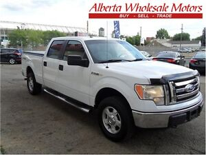 2011 Ford F-150 XLT SUPER CREW CAB 4X4 SHORT BOX EASY FINANCING