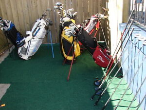 Men's Left Hand golf club sets Mizuno