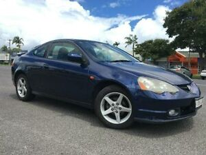 2004 Honda Integra Luxury Blue 5 Speed Manual Coupe Westcourt Cairns City Preview