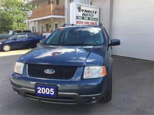 2005 Ford Freestyle SEL / CERTIFIED / DYNASTY AUTO