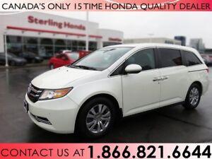 2014 Honda Odyssey EX-L | NO ACCIDENTS | 1 OWNER | NAVIGATION