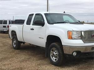 2011 GMC Sierra 2500HD Certified with Warranty an Financing