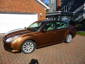 2011 Subaru Legacy 2.5i w/Limited Pkg Sedan