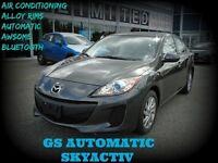 2013 Mazda MAZDA3 GS-SKYACTIV