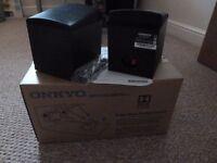 Onkyo SKH-410 atmos speakers