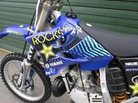 YAMAHA YZ 250 2007 MX MOTO CROSS OFF ROAD BIKE