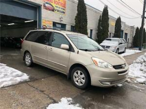 2004 TOYOTA SIENNA TRES PROPRE/AUT/AC/MAGS/GR-ELECT!!