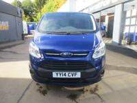 2014 Ford Transit Custom 270 Limited 2.2TDCi 125ps L1H1 SWB LR *Top Spec* Diesel
