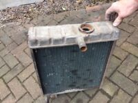 Land Rover Series 1, 1 x Radiator - Classic Parts