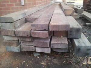 Jarrah structural timber Semaphore Port Adelaide Area Preview