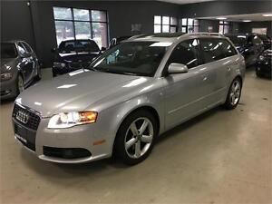 2007 Audi A4 3.2L**S-LINE**ONLY 52KM WOW**