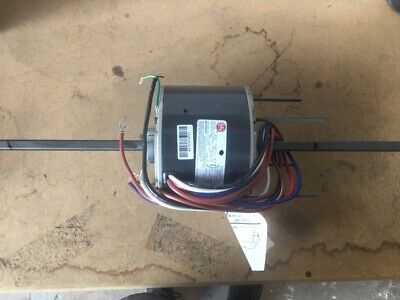 Emerson Us. Motors 3134 Blower Motor Double Shaft 14hp 230 Volts 1075 Rpm