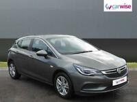 2016 Vauxhall Astra 1.4i 16V Tech Line 5dr Petrol grey Manual