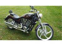 *PRICE DROP* 2006 Victory Vegas Motorcycle - Arlen Ness